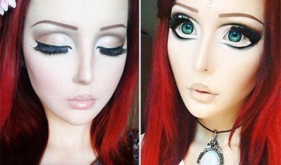 Как сделать аниме макияж фото 77