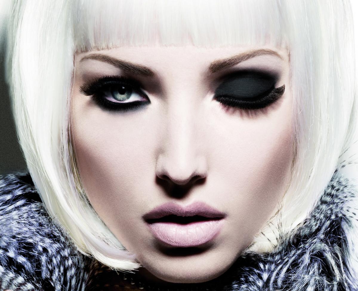 макияж увеливающий глаза пошаговая инструкция с фото