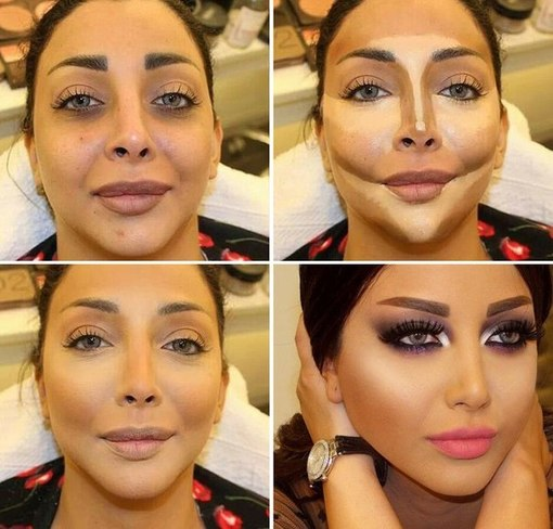 Как правильно наносить макияж видео уроки в домашних условиях