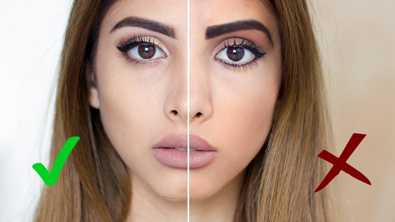 Ошибки макияжа и как их правильно избежать: всё это - в материале от Wobs!
