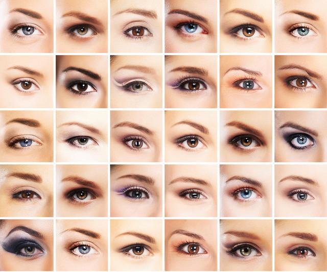фото как красиво накрасить стрелки на глазах